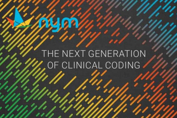 Autonomous medical coding technology startup Nym nabs $6 million seed round to support market expansion and adoption in the U.S.
