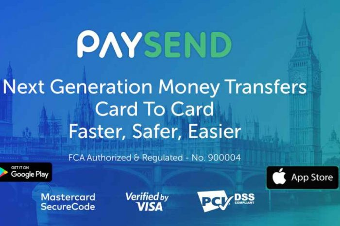 FinTech startup Paysend hits crowdfunding campaign goal of $5.33 million in less than 72 hours