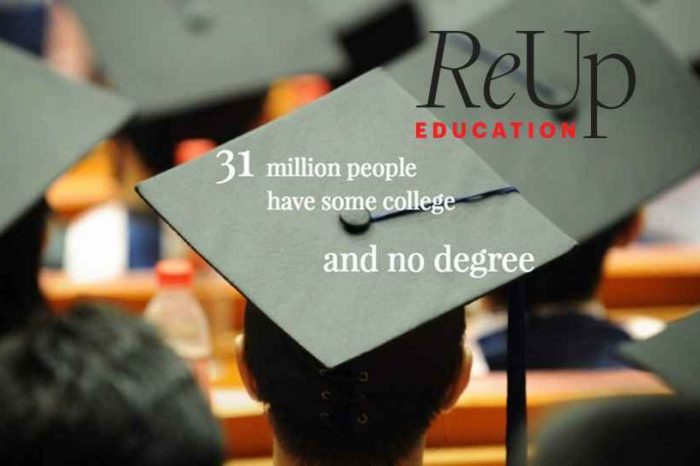 Edtech startup ReUp Education secures $6 million to help colleges re-enroll students