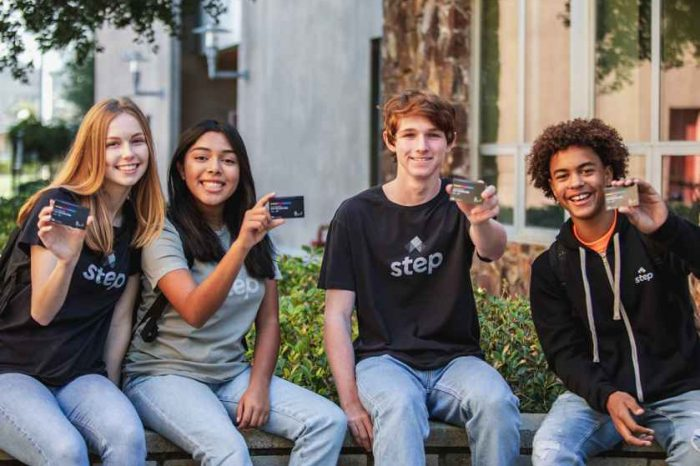 Fintech startup Step raises $22.5 million Series A led by Stripe to disrupt banking for teens