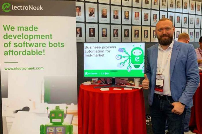 electroNeek Robotics scores $500k pre-seed round to bring robotic process automation and cloud orchestration from large corporations to small businesses