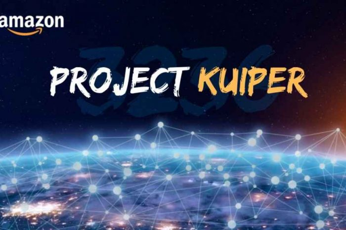 Amazon seeks permission from FCC to launch over 3,000 broadband internet satellites for its 'Project Kuiper' initiative