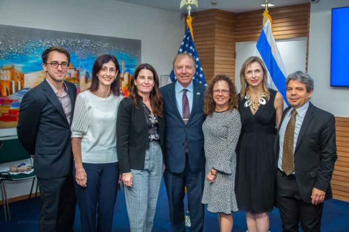 Israel-U.S. Binational Industrial R&D (BIRD) Foundation to invest $8.2 million for 9 new projects between U.S. and Israeli technology startup companies