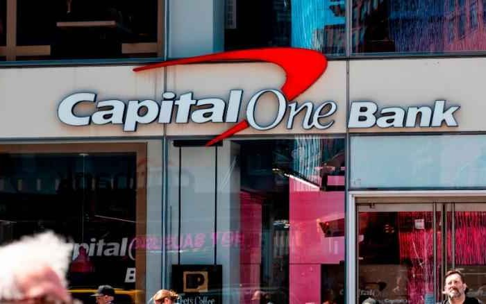 Capital One hacked: Hacker gained access to 100 million Capital One credit card applications and accounts plus 140,000 Social Security numbers