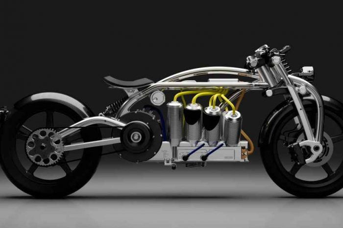 Curtiss Motorcycles emerges from stealth withthe most innovative luxury motorcycle on the market