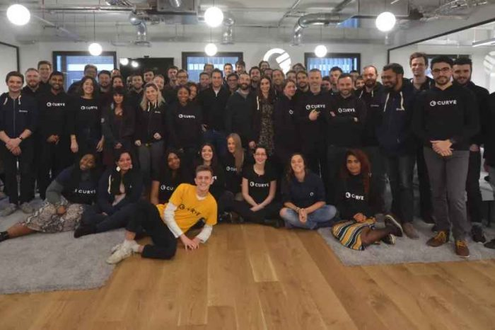 UK fintech startup Curve scores $55 millionto help consolidate all bank cards into a single smart card and app; now valued at $0.25 billion