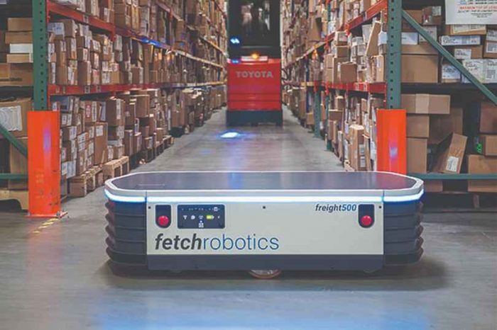 Fetch Robotics secures $46 in Series C funding to meet increasing demands for its cloud robotics solution and accelerate international expansion