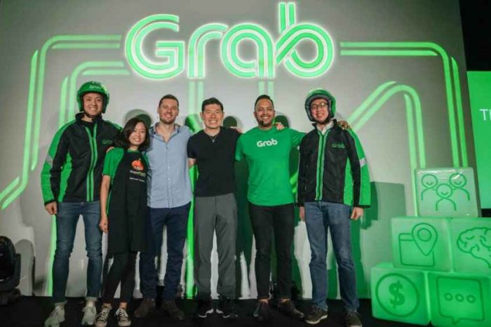 Ride-hailing startup Grab to invest $2 billion in Indonesia with funds from SoftBank