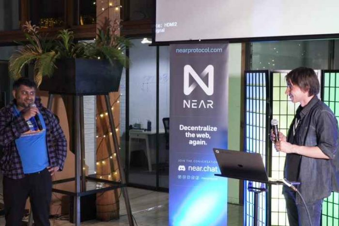 NEAR secures $12.1 million to bridge the adoption gap for decentralized applications (DApps)