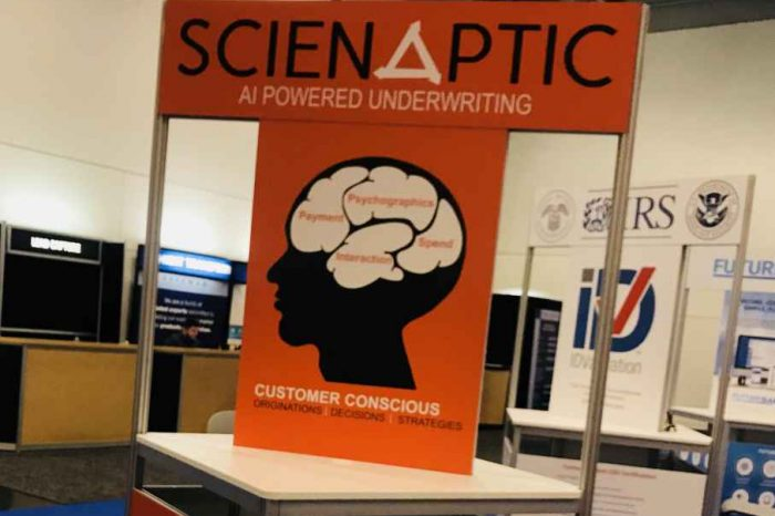 Artificial intelligence startup Scienaptic to receive $7 million investment for its AI powered decision platform