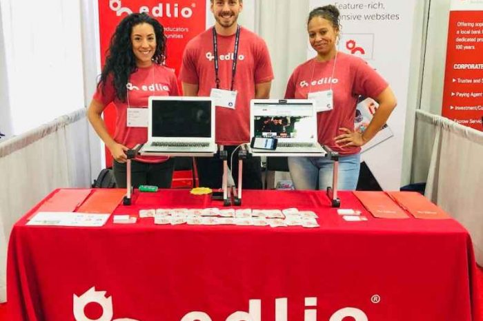 Edtech startup Edlio named one of the Tech Tribune's 2020 best tech startups in Los Angeles