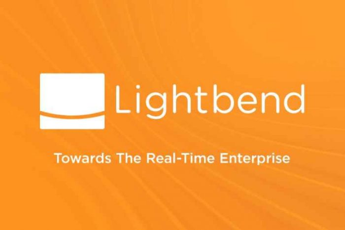 Lightbend launches CloudState, the first Open Source Serverless framework designed to enable stateful workloads on the Knative / Kubernetes stack.