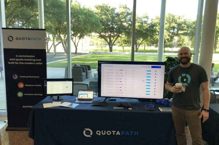 SaaS startup QuotaPath launches industry's first free self-service commission tracking software for sales professionals