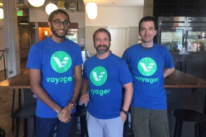 Voyager secures $1.5 million seed funding to transform the $360 billion global bulk shipping industry