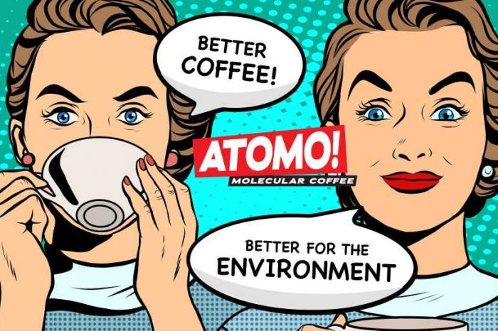 Atomo raises $2.6 million in seed funding to create the world's first molecular coffee and reduce deforestation and destruction caused by commercial coffee farming