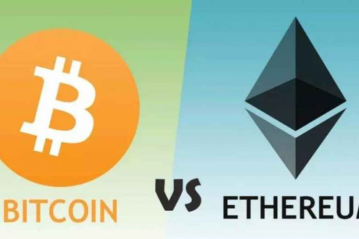 Bitcoin vs. Ethereum: Top 10 Major Differences You Need To Know