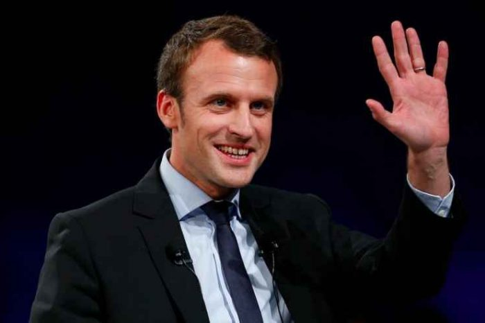 French President Macron announces €5 billion investment to boost French tech startups