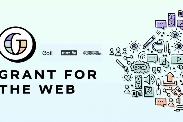 Coil, Mozilla, and Creative Commons launch $100M Grant for the Web fund aims to create a new Internet without ads