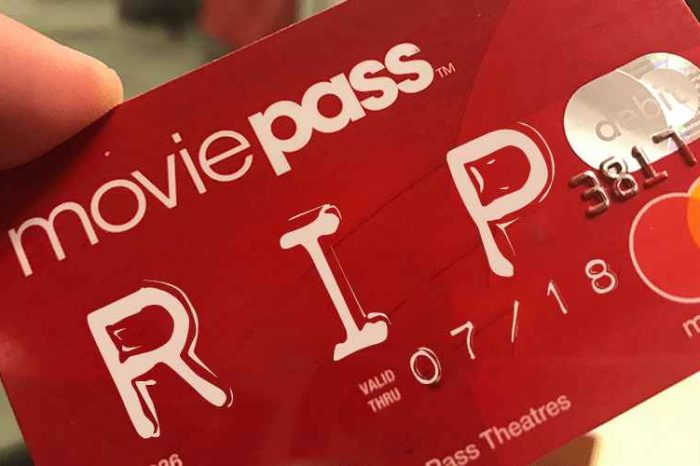 MoviePass shuts down after burning through $68.7 million of investors' money