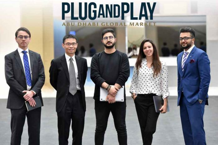 These are the 11 startups selected to participate in Plug and Play ADGM's fall 2019 accelerator program in Abu Dhabi