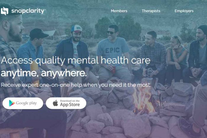 Relentless Venture Fund invests in healthtech startup Snapclarity to reaffirm its commitment to mental health