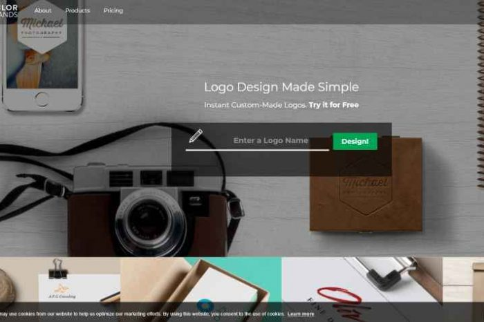 Tailor Brands: A Simple and Affordable Logo and Branding Tool to Save Startups Money