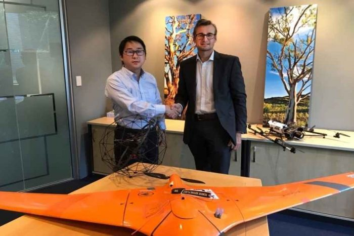 Japan-based Terra Drone expands to Australia with investment in leading local UAV services provider