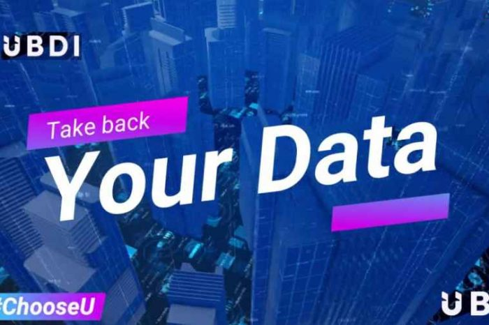 UBDI raises about $1 million for a blockchain-powered platform that empowers consumers to monetize insights from personal data, creating a Universal Basic Data Income