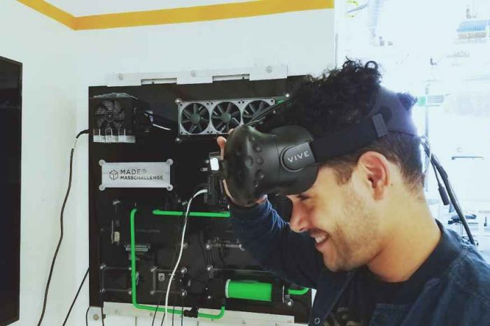 This VR tech startup founded by a 22-year-old has just been awarded a $1M Federal government contract to redefine training technologies for the US Air Force