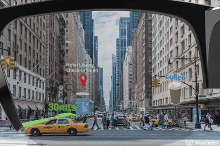 WaveOptics closes $39M Series C funding round to meet growing augmented reality market demand andscale its AR display technology