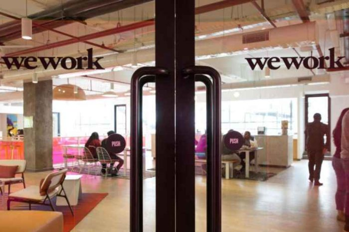 Embattled office-sharing unicorn startup WeWork withdraws its IPO filing