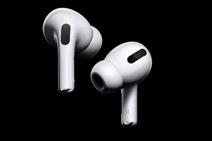 Apple Announces New AirPods Pro With Noise Cancellation for $249, Available October 30