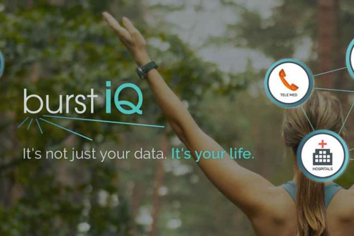 Healthcare blockchain startup BurstIQ raises $5.5 million Series A funding for HIPAA-compliant blockchain solution