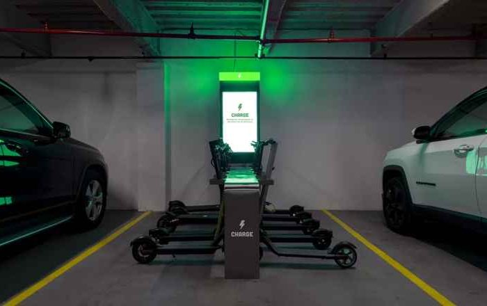 Charge expands its charging docking stations across the US and Europe to provide electric fueling stations of the future