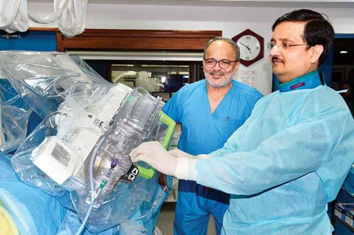 Remote Surgery: Doctor Uses Robot to Perform First Long-Distance Heart Surgery