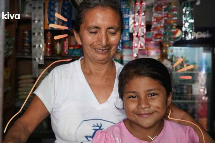 Kiva reached a major milestone with more than $1 billion in microloans given to female entrepreneurs worldwide