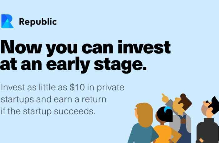 These 5 startups just raise $1 million on Republic, an investment crowdfunding platform for startups