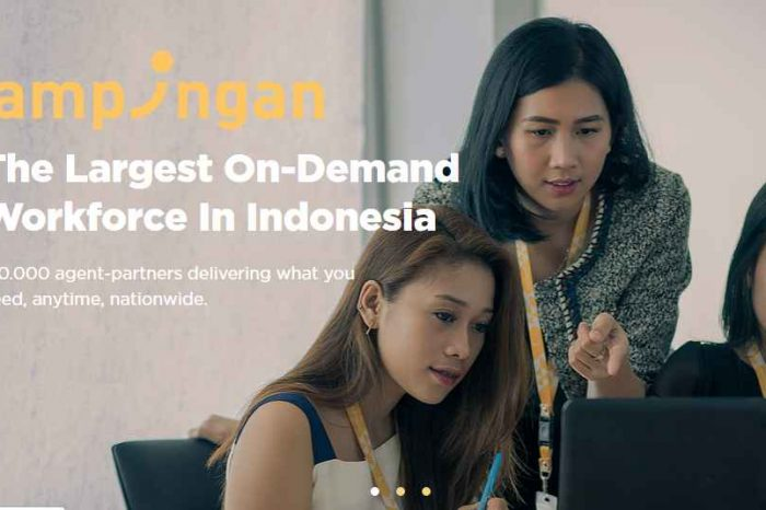 Southeast Asia's startup Sampingan secures $1.5 million Pre-Series A round to build the largest on-demand workforce in Indonesia