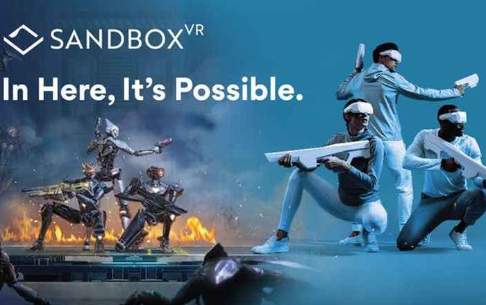 Virtual reality startup Sandbox VR raises additional $11M in funding to offer fully-immersive virtual reality experience