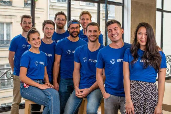 French open-source CMS startup Strapi raises $4 million in seed funding