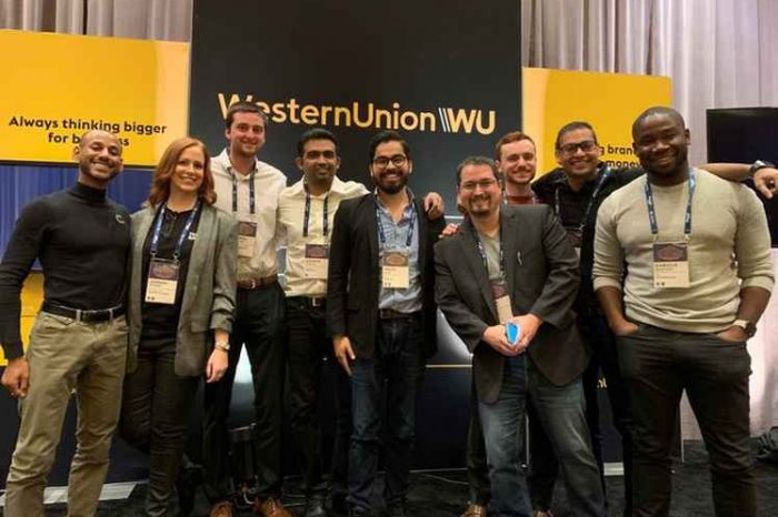 Western Union teams up with two fintech startups Bridged and Rebric to enhance its global cross-border platform using AI and machine learning