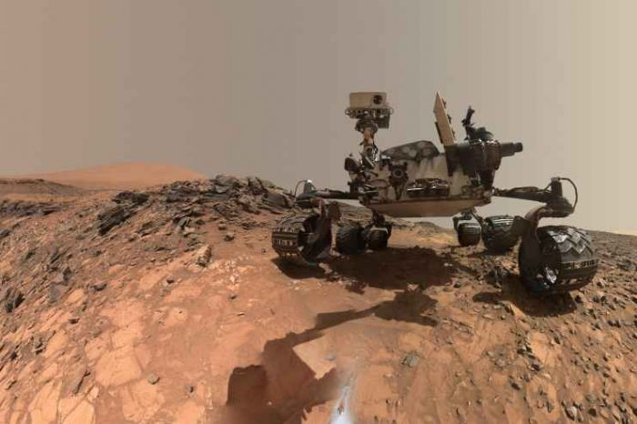 NASA's Curiosity rover makes a new mysterious oxygen discovery on Mars