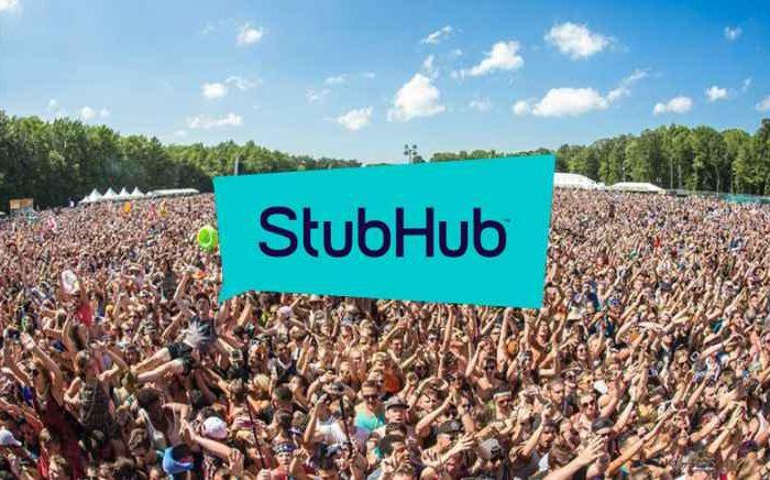 EBay is selling StubHub to Swiss ticket vendor Viagogo for about $4 billion in cash