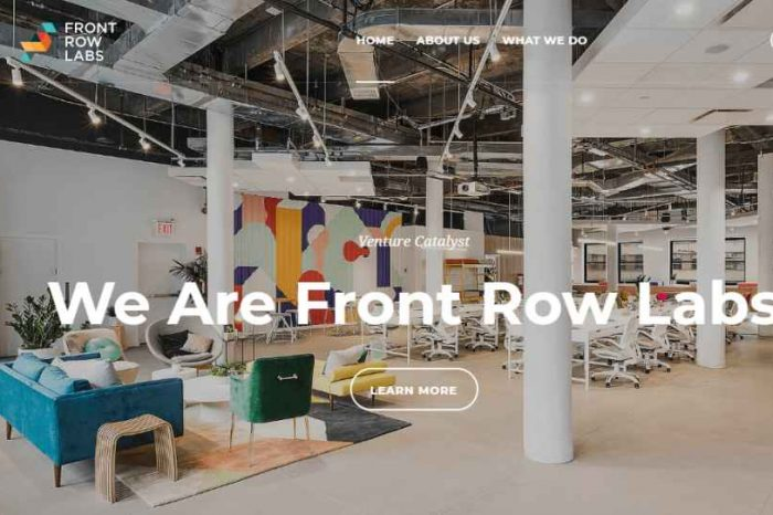 Front Row Labs launches alternative model for early-stage startups to disrupt traditional accelerator model