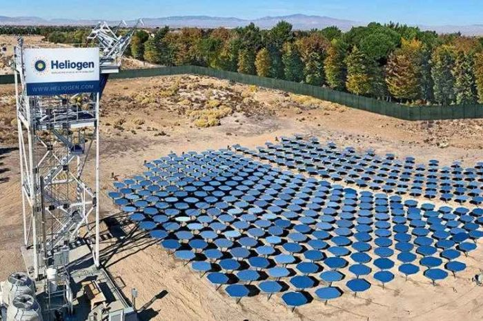 Heliogen, a secretive clean energy startup backed by Bill Gates, achieves a solar breakthroughby replacing fossil fuels with sunlight