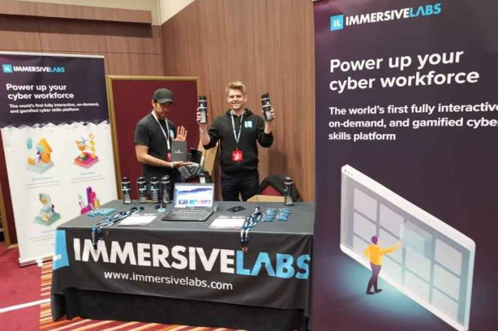 Immersive Labs scores $40 million from Summit Partners and Goldman Sachs to grow its interactive and gamified cyber skills platform