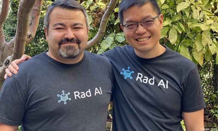 Rad AI launches with $4 million led by Google AI venture fund to use machine learning to transform radiology