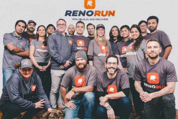 Canadian construction startup RenoRun raises $17.10M Series A to build the world's largest platform for general contractors to purchase materials
