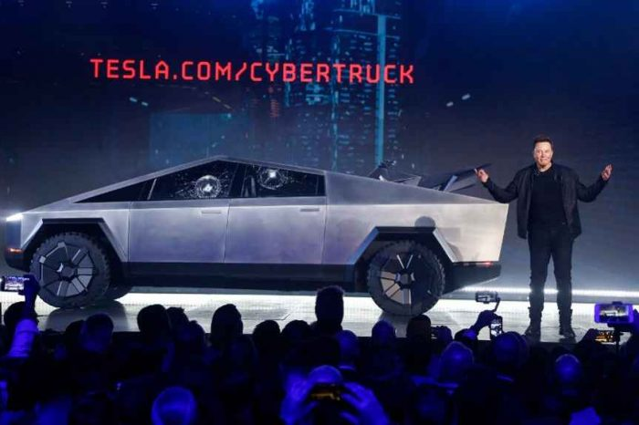 """Elon Musk says Cybertruck could flop. """"There is always some chance that Cybertruck will flop,"""" Musk says"""