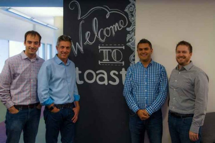 Toast launches Toast Capital to provide fast and flexible funding for restaurants